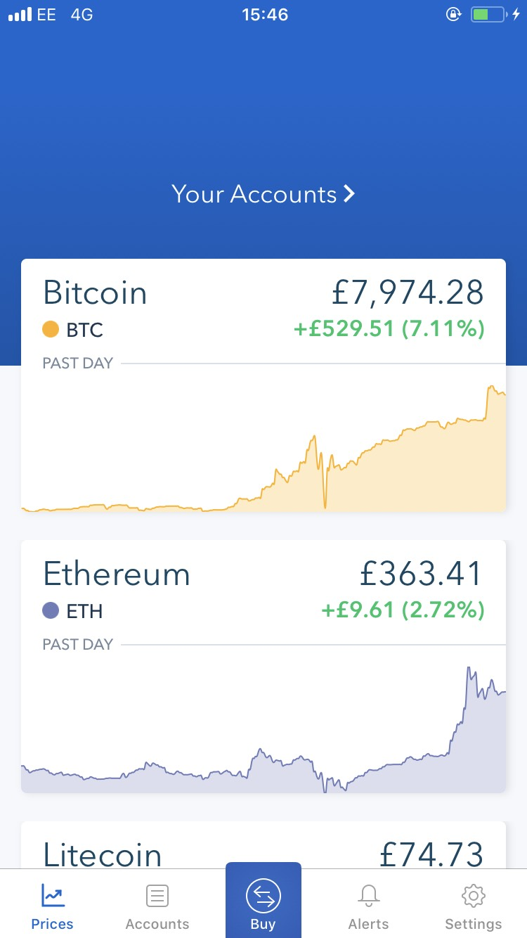 coinbase bitcoin paire doptions binaires